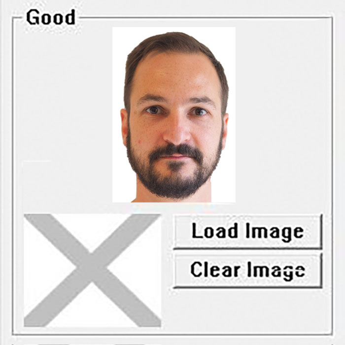 Foto Gesicht richtig erstellen